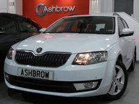 USED 2016 66 SKODA OCTAVIA ESTATE 2.0 TDI SE BUSINESS 5d 150 S/S 1 OWNER FROM NEW, FULL SKODA SERVICE HISTORY, £20 ROAD TAX, UPGRADE FRONT & REAR PARKING SENSORS WITH DISPLAY, UPGRADE STEEL SPARE WHEEL, UPGRADE TOOL KIT, SAT NAV, DAB RADIO, BLUETOOTH PHONE & AUDIO STREAMING, AUX + USB INPUTS FOR IPOD / MP3, CRUISE CONTROL, FRONT FOG LIGHTS, GREY CLOTH INTERIOR, DRIVING MODE SELECTION, LEATHER MULTI FUNCTION STEERING WHEEL, DUAL ZONE CLIMATE A/C, TYRE PRESSURE MONITORING, TRIP COMPUTER, ELECTRIC WINDOWS, ELECTRIC HEATED DOOR MIRRORS, 2X SD CARD READERS, VAT Q