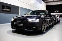 USED 2014 64 AUDI A4 2.0 TDI BLACK EDITION 4d 174 BHP**TECHNOLOGY PACKAGE INCLUDING SATELLITE NAVIGATION**