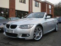 USED 2011 11 BMW 3 SERIES 2.0 320D M SPORT 2d 181 BHP