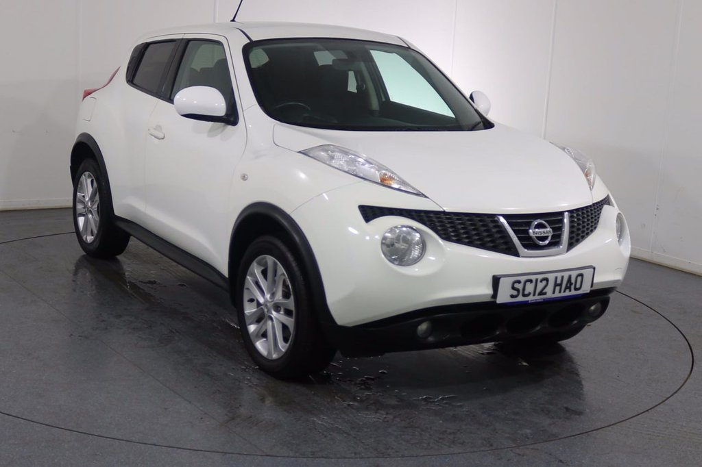 USED 2012 12 NISSAN JUKE 1.6 ACENTA SPORT 5d 117 BHP 2 OWNERS From New