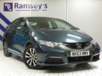 USED 2013 63 HONDA CIVIC 1.6 I-DTEC SE 5d 118 BHP