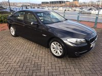 2010 BMW 5 SERIES 3.0 525D SE 4d 202 BHP SOLD