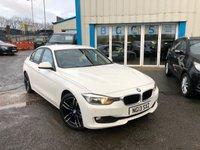 2013 BMW 3 SERIES 2.0 320D EFFICIENTDYNAMICS 4d 161 BHP £7990.00