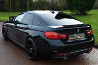 USED 2016 66 BMW 4 SERIES 3.0 440i M Sport Gran Coupe Sport Auto (s/s) 5dr NAV+HEATED LEATHER+AA CHECKED