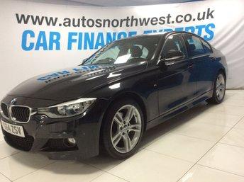2014 BMW 3 SERIES 2.0 320D M SPORT 4d 181 BHP £10295.00