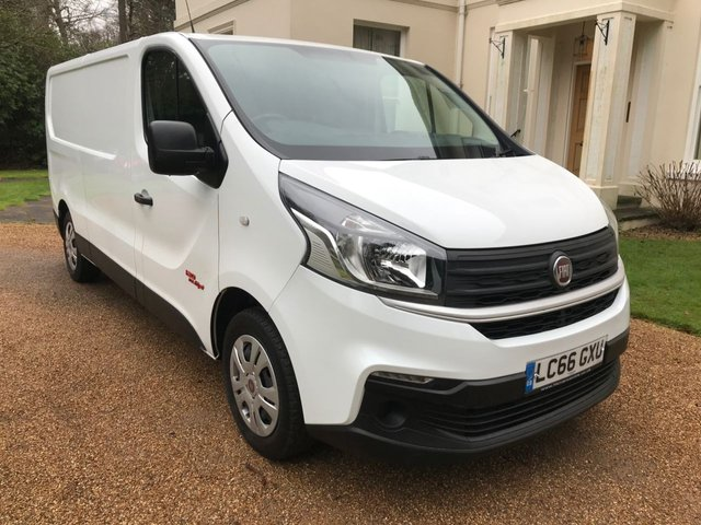 View our FIAT TALENTO