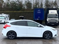 USED 2014 63 FORD FOCUS 2.0 T ST-3 5dr BUY ONLINE +FREE HOME DELIVERY