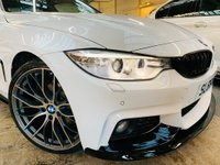 USED 2016 66 BMW 4 SERIES 2.0 420d M Sport 2dr PERFORMANCEKIT+20S+XENONS+1OWN