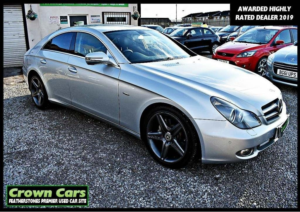 USED 2010 60 MERCEDES-BENZ CLS CLASS 3.0 CLS350 CDI Grand Edition 7G-Tronic 4dr 3 MONTH WARRANTY & PDI CHECKS