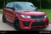 2014 LAND ROVER RANGE ROVER SPORT 3.0 SD V6 Autobiography Dynamic 4X4 (s/s) 5dr £39990.00