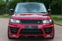 USED 2014 14 LAND ROVER RANGE ROVER SPORT 3.0 SD V6 Autobiography Dynamic 4X4 (s/s) 5dr OPEN PAN ROOF+NAV+CAMERA