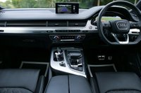 USED 2017 67 AUDI Q7 4.0 TDI V8 Tiptronic quattro (s/s) 5dr NAV+PAN ROOF+SPORT SEAT+BOSE