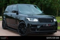 2015 LAND ROVER RANGE ROVER 4.4 SD V8 Autobiography Auto 4WD (s/s) 5dr £42990.00