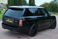 USED 2015 15 LAND ROVER RANGE ROVER 4.4 SD V8 Autobiography Auto 4WD (s/s) 5dr NAV+SVO KIT+OPEN PAN ROOF+CAM.