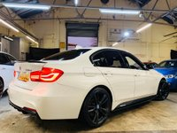 USED 2015 65 BMW 3 SERIES 3.0 330d M Sport Auto (s/s) 4dr PERFORMANCEKIT+19S+1OWN