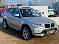 USED 2007 57 BMW X5 3.0 D SE 5d 232 BHP