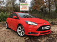 USED 2014 63 FORD FOCUS 2.0 ST-2 5dr Keyless, Cruise, FSH