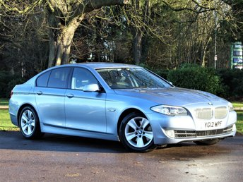 2012 BMW 5 SERIES 3.0 ACTIVEHYBRID 5 4d 340 BHP £11950.00