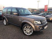 USED 2014 64 LAND ROVER DISCOVERY 3.0 SD V6 HSE (s/s) 5dr 1 OWNER+MEGA SPEC+BEST VALUE!!