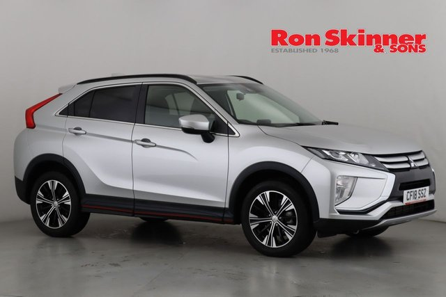 View our 2018 18 MITSUBISHI ECLIPSE CROSS 1.5 2 5d 161 BHP