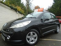 USED 2009 09 PEUGEOT 207 1.4 SPORT 3d 73 BHP GUARANTEED TO BEAT ANY 'WE BUY ANY CAR' VALUATION ON YOUR PART EXCHANGE