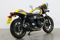 USED 2018 18 TRIUMPH STREET CUP ALL TYPES OF CREDIT ACCEPTED. GOOD & BAD CREDIT ACCEPTED, OVER 1000+ BIKES IN STOCK