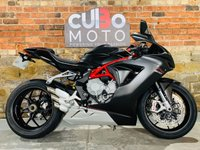 USED 2014 14 MV AGUSTA F3 800 ABS EAS 2 Owners From New