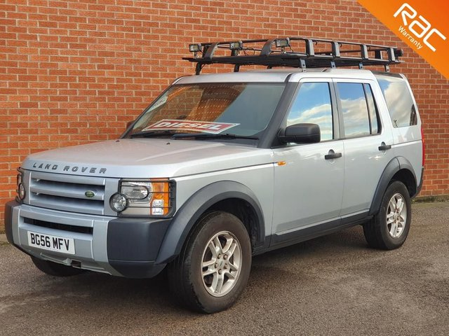 2006 56 LAND ROVER DISCOVERY 2.7 3 TDV6 GS 5d 188 BHP