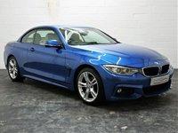 2016 BMW 4 SERIES 2.0 420D M SPORT 2d 188 BHP £14795.00