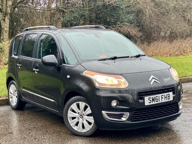 USED 2011 61 CITROEN C3 PICASSO 1.6 PICASSO EXCLUSIVE HDI  5d 90 BHP LOW MILEAGE FAMILY HATCHBACK