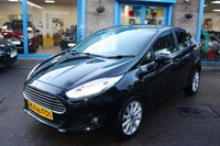 USED 2017 17 FORD FIESTA 1.0 TITANIUM 5dr 99BHP AUTO NEED FINANCE??? APPLY WITH US!!! BEST USED CAR FINANCE RATES AVAILABLE HERE