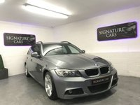 USED 2009 09 BMW 3 SERIES 2.0 320D M SPORT TOURING 5d 175 BHP