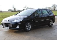 USED 2010 60 PEUGEOT 407 2.0 SW SPORT HDI 5d 139 BHP www.suffolkcarcentre.co.uk - Located at Ilketshall