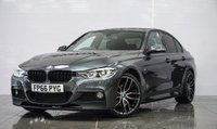 USED 2016 66 BMW 3 SERIES 2.0 320D M SPORT 4d 188 BHP