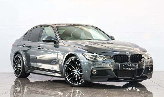 USED 2016 66 BMW 3 SERIES 2.0 320D M SPORT 4d 188 BHP
