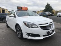 USED 2014 64 VAUXHALL INSIGNIA 2.0 LIMITED EDITION CDTI ECOFLEX S/S 5d 118 BHP Great looking car, DAB Radio, Air con, Alloy wheels