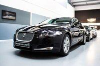 USED 2012 62 JAGUAR XF 3.0 V6 LUXURY 4d 240 BHP