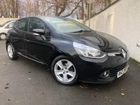 USED 2013 63 RENAULT CLIO 1.5 DYNAMIQUE MEDIANAV ENERGY DCI S/S 5d 90 BHP