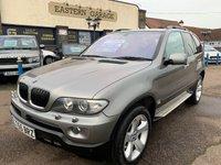 2005 BMW X5 3.0 D SPORT 5d 215 BHP SOLD
