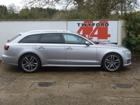 USED 2016 16 AUDI A6 3.0 ALLROAD TDI QUATTRO SPORT 5d 315 BHP FULL SERVICE HISTORY PANORAMIC SUNROOF