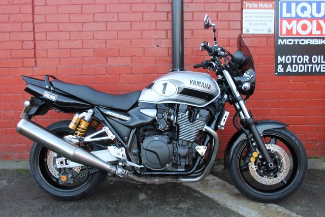 USED 2013 13 YAMAHA XJR 1300 *3mth Warranty, FSH, Lovely Bike, Long Mot* A Cracking Example Of An XJR1300