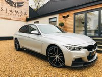 USED 2016 16 BMW 3 SERIES 2.0 320D XDRIVE M SPORT 4d AUTO 188 BHP
