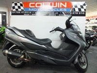 USED 2006 06 SUZUKI AN 400 BURGMAN 400cc K7  ONLY 11,000 MILES WITH FSH!!!