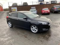2018 FORD FOCUS 1.0 ZETEC EDITION 5d 100 BHP £10850.00