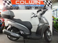 2017 KYMCO PEOPLE  299cc PEOPLE GT 300i ABS  £2195.00