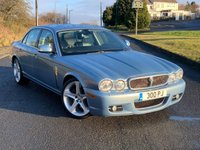 "USED 2009 A JAGUAR XJ 2.7 TDVI V6 SOVEREIGN 4d 204 BHP SERVICE HISTORY, FULL LEATHER, MEMORY SEATS, SAT NAV, CRUISE CONTROL, AIR CON, BLUETOOTH. 20"" ALLOY WHEELS,"