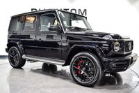 USED 2019 69 MERCEDES-BENZ G63 AMG 4.0 AMG G 63 4MATIC 5d 577 BHP