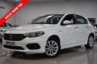 USED 2018 18 FIAT TIPO 1.2 MULTIJET EASY 5d 95 BHP ONE OWNER, NEARLY NEW TIPO! MUST BE SEEN!