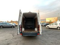 USED 2012 12 VOLKSWAGEN CRAFTER 2.0 CR35 BLUEMOTION TDI LWB HIGH ROOF LWB, BLUEMOTION, LAST OWNER SINCE 2013,CRUISE,PLY LINED
