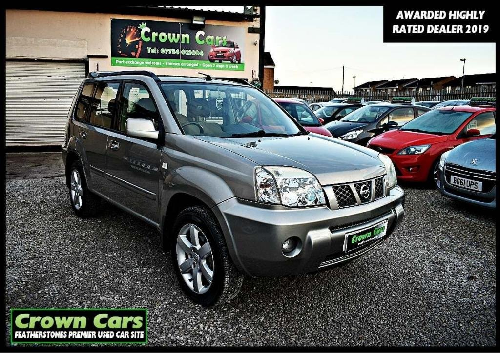 USED 2005 05 NISSAN X-TRAIL 2.2 dCi Sport 5dr JUST TAKEN IN P/X